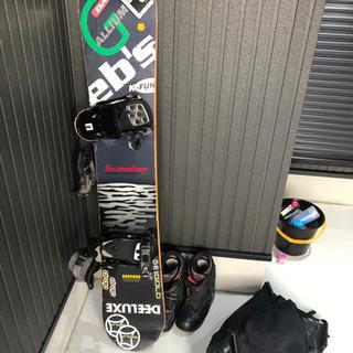 スノーボードセット