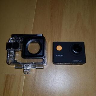 apeman製アクションカメラ