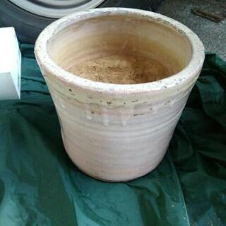 萩焼き 火鉢