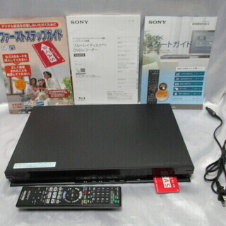 SONY ブルーレイレコーダー BDZ-AT300S デジタルハ...