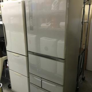 【決まりました】東芝・2014年・5ドア冷蔵庫・426L