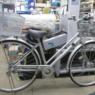 札幌 美品 内装3段変速 27インチ 自転車 ママチャリ シティ...