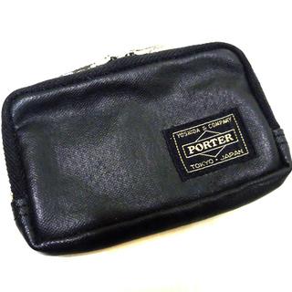 PORTER ポーター フリースタイル コインケース ブラック ...
