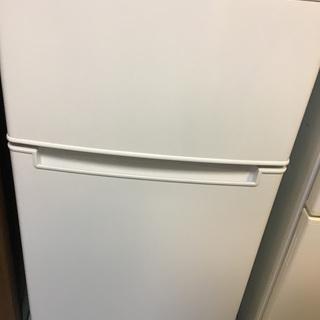 【送料無料・設置無料サービス有り】冷蔵庫 2019年製 amad...