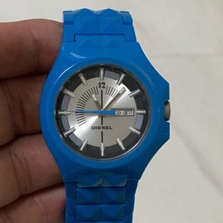 激安!  ディーゼルの腕時計売ります。新品の未使用