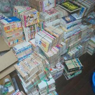 漫画本 2000冊以上