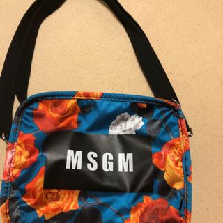 MSGM リバーシブルバッグ✳︎
