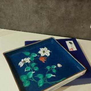 有田焼  和皿  角皿   22.5cm×24.5cm