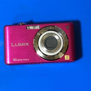 【引渡予定】デジタルカメラ Panasonic LUMIX