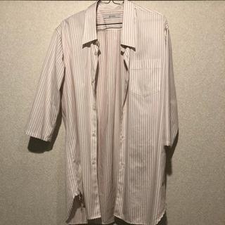 【半額!】Johnbull WHITE LABEL 七分袖シャツ