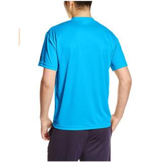 (ミズノ) Tシャツ色: ディーバブルー新品