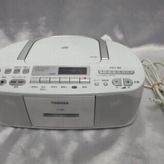 TOSHIBA CDラジカセ TY-CDH7 東芝 ジャンク品