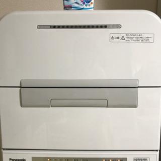 Panasonic卓上食洗機
