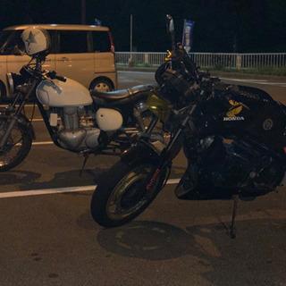 VT250z バイク 単車
