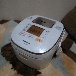 【募集中】Panasonic IHジャー炊飯器 5.5合