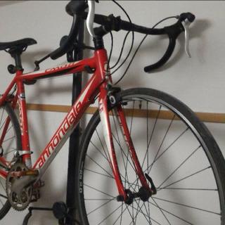 ロードバイク CAAD8 赤
