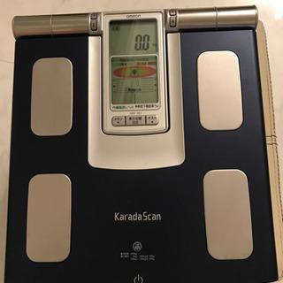 オムロン*体重計