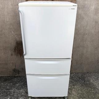 【配送無料】東芝 246L 3ドア冷蔵庫 GR-S25MV