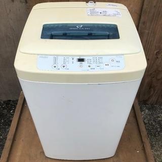 【配送無料】外置きなどに コンパクトタイプ洗濯機 4.2kg 2...