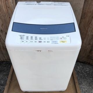 【配送無料】7.0kg 洗濯機 National NA-F70PX8