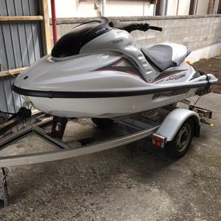 MJ-gp 1200R YAMAHA 水上バイク トレーラー