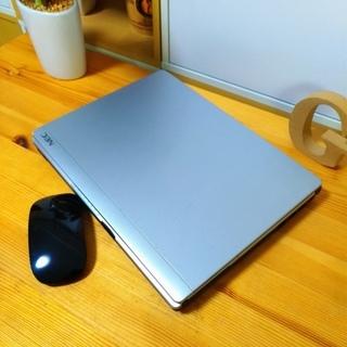 超高性能corei7メモリ8G♪ 高速SSD250G! NEC ...