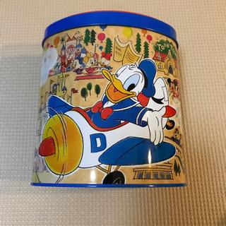 ディズニー 空き缶