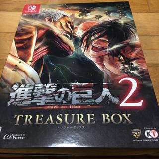 進撃の巨人2 GAMECITY & Amazon.co.jp 限...