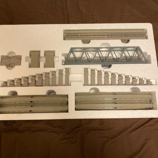 中央線ベーシックセットとレール立体交差セット - おもちゃ
