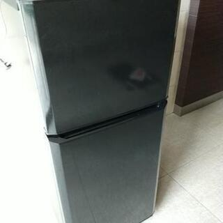 近隣配送無料☆2017年 121L 2ドア冷凍冷蔵庫 JR-N1...