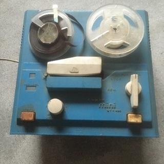 オープンリールテープレコーダー(中古)