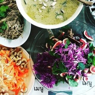 アベクミコさんの美しきタイ料理の世界を学ぶ