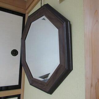 壁掛用 八角ミラー
