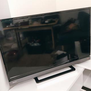 TOSHIBA テレビ。REGZA32V31