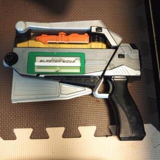 トッキュージャーの武器