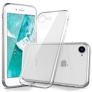 iPhone8 ケース / iPhone7 ケース 全透明 全...