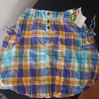 新品 バルーンスカート130 女の子