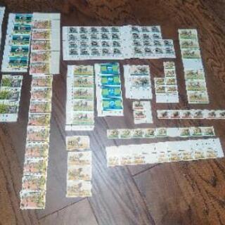 1980年代 アフリカ タンザニア 未使用 切手 117枚