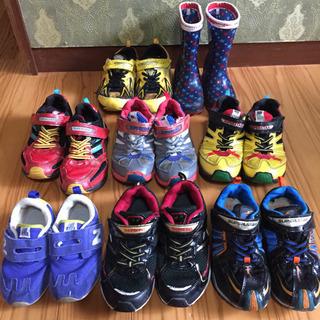 男の子用 靴 セット ^_^