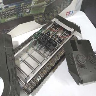 ジャンク 箱無し タミヤ レオパルド A4 1/16レオパルド A4 LEOPARD ラジオコントロールタンク 西ドイツ 戦車 TAMIYA 札幌市 白石区 東札幌 - 売ります・あげます