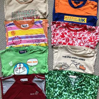 Tシャツ8枚セット+おまけ♡95㎝