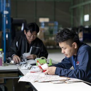松戸市で深夜から早朝の仕分け作業担当者募集