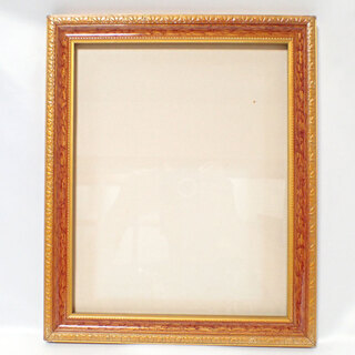 CA283 フレーム 額縁 絵画 ポスター ゴールド アンティーク