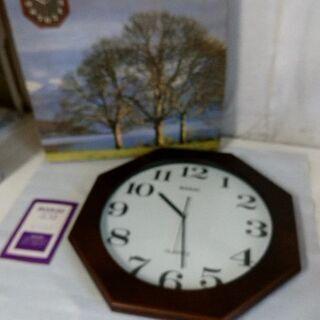 【あま市近郊の方限定】KEEAY キレイ クオーツ クロック 掛時計
