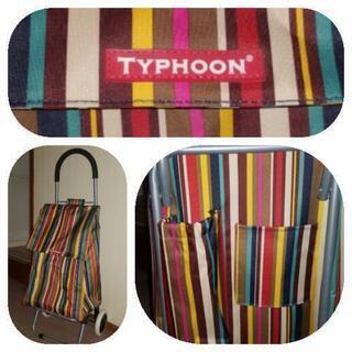 ショッピング トロリー カート TYPHOON