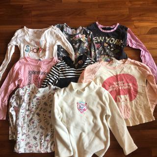 値下げしました‼︎まとめ売り‼︎女の子用秋冬物洋服
