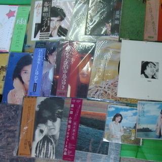 ☆★レコード 邦楽 いろいろ まとめて 無料