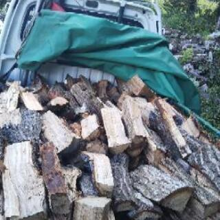 ストーブ用の薪