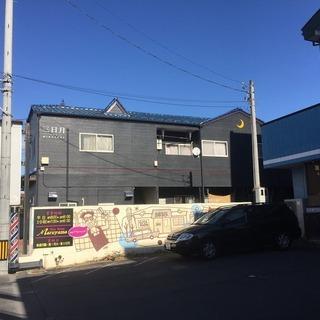 (前橋)家賃3万円!1DK!初期費用なし!朝倉町のアパート!