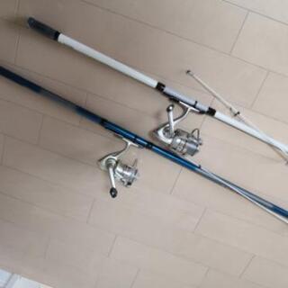 釣り竿 ジャンク品